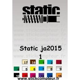 STATIC JA 2015