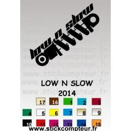 LOW N SLOW 2014