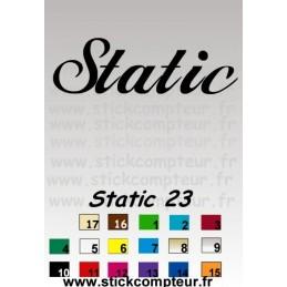 STATIC 23