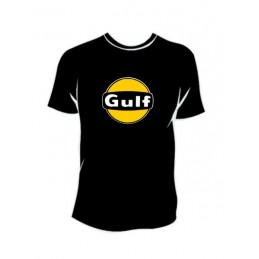 TEE-SHIRT col rond manches courtes GULF VW