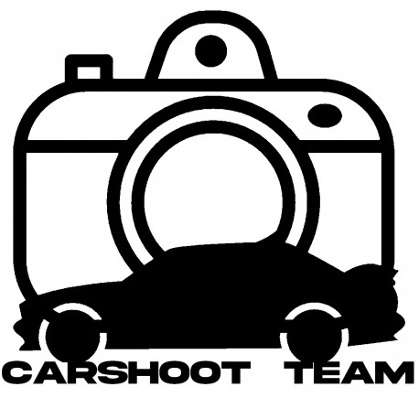 CARSHOOT TEAM Stickers*