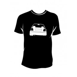 TEE-SHIRT col rond manches courtes GOLF 3 VW 1