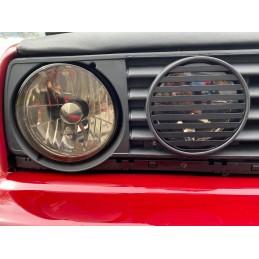 CACHES VW GOLF MK2 phares Feux de route ailettes - StickCompteur création stickers personnalisés