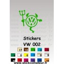 1 Stickers VW 002