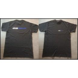 T- shirt R32 PASSION NOIR