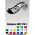 Stickers HOT VW 1