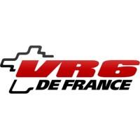Stickers VR6 DE FRANCE