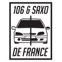 106 et SAXO de france Boutique