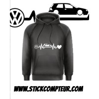 SWEAT SHIRT VOLKSWAGEN