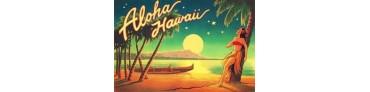 STICKERS HAWAII
