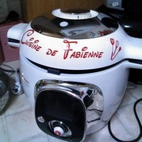 STICKERS COOKEO ET THERMOMIX